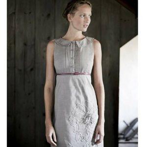 Anthropologie Tabitha Zooks Corner Dress